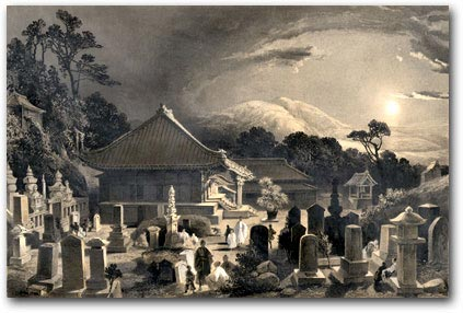 Famous Graveyard Paintings