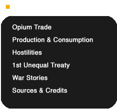 opium wars thesis