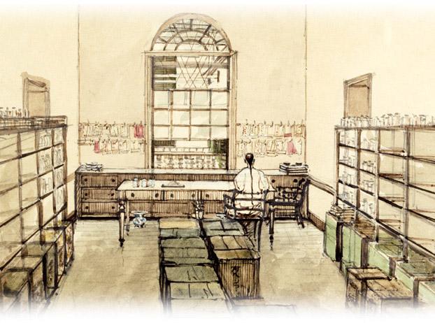 Tea Rooms Off A Nantwich Tarporley