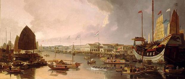 англия и ирландия 18 век: