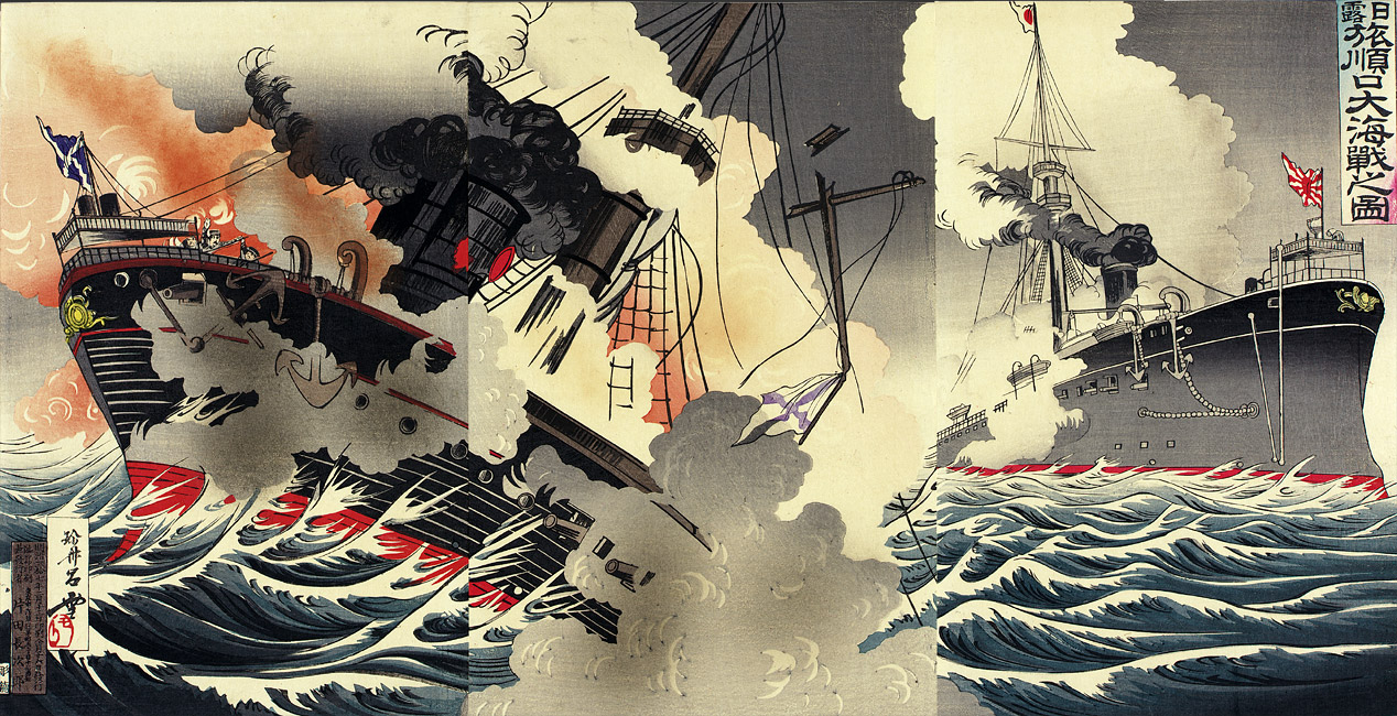 an analysis of the russo japanese war of 1905