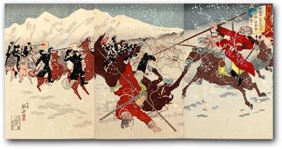russo japanese war  brocade