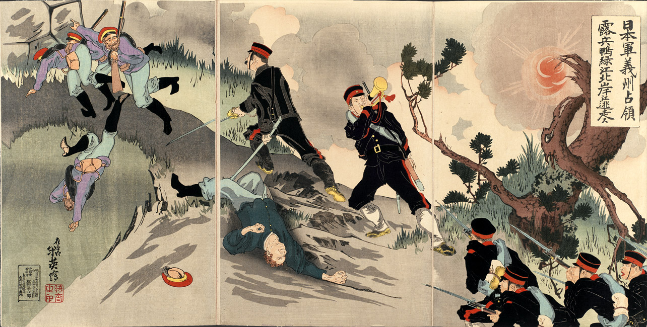 an overview of the european attack on the china after the war with japan On december 7, 1941, two hours after the japanese attack on american military installations at pearl harbor, hawaii, japan declared war on the united states and great britain, marking america's entry into world war ii.